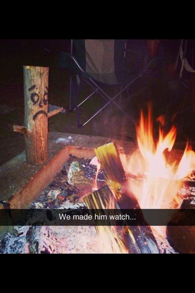 snapchat,bonfire,image