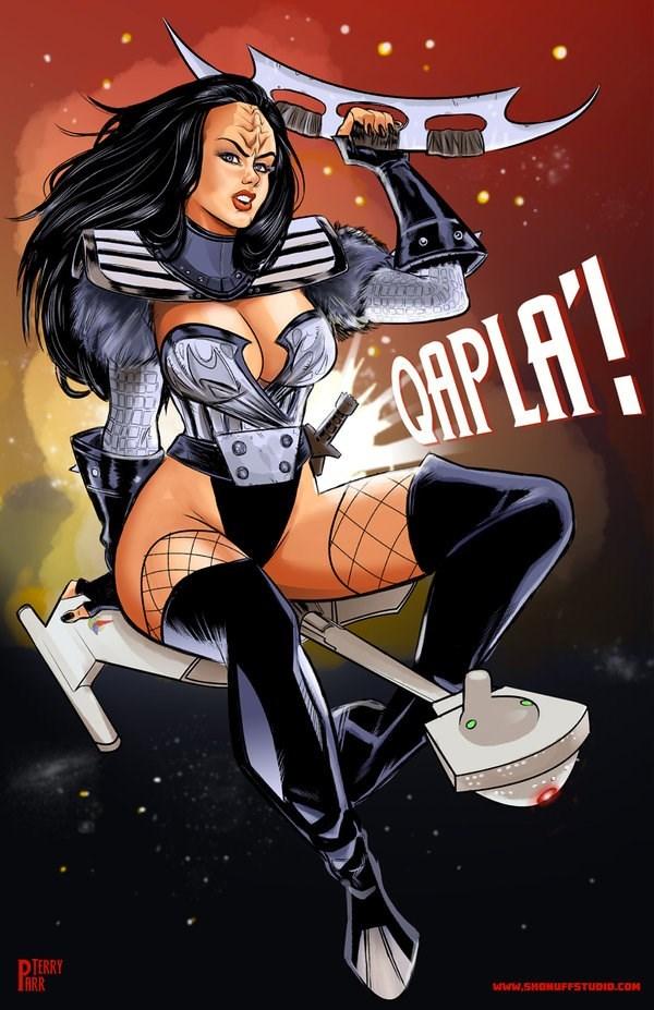 geek comics Star Trek - 8811745280