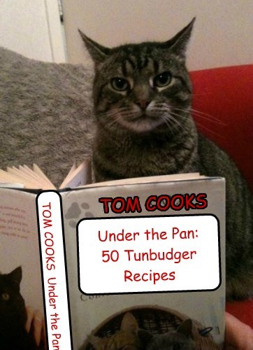 TOM COOKS Under the Pan: 50 Tunbudger Recipes TOM COOKS Under the Pan
