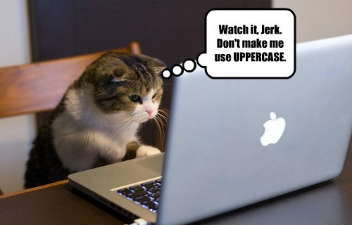 uppercase cat jerk watch it dont make caption use - 8811909888