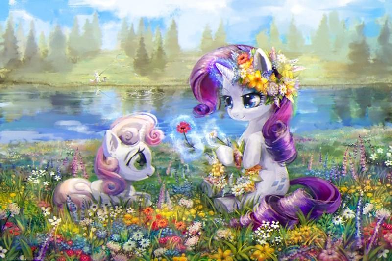 Sweetie Belle rarity - 8811937280