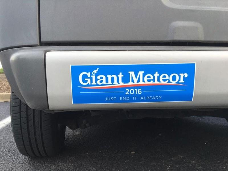 Has My Vote
