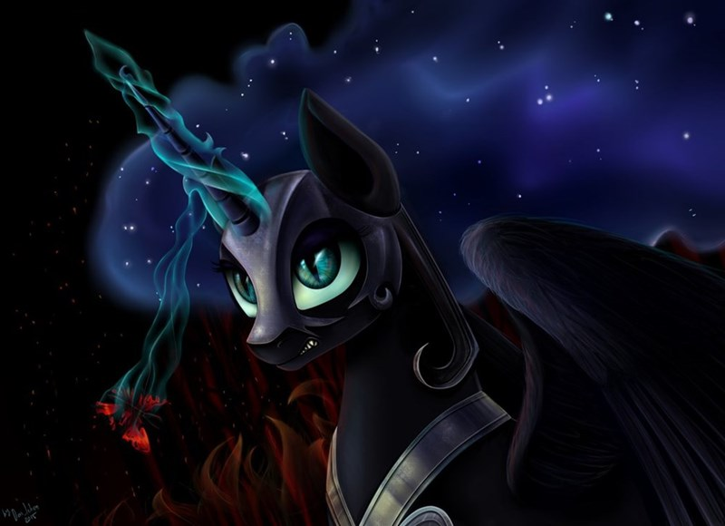 nightmare moon princess luna - 8812055296