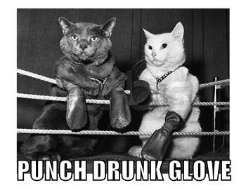PUNCH DRUNK GLOVE