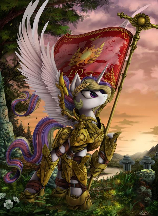 Equestrian Empress