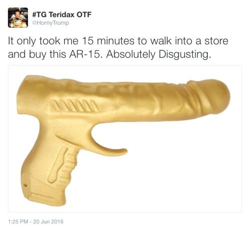 twitter,gun control