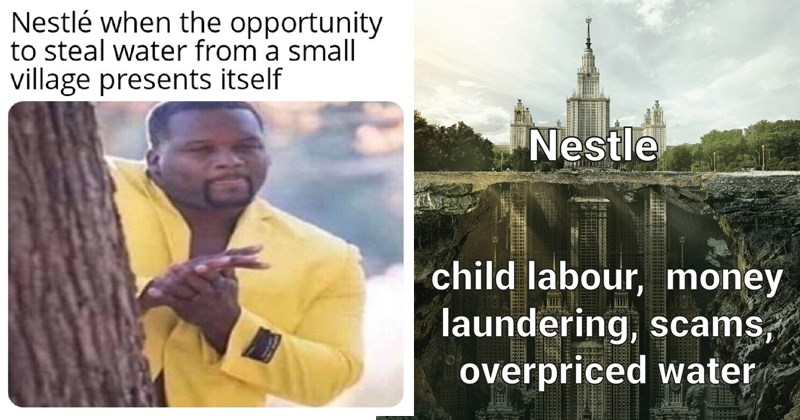 Redditors Are Waging A Meme War Against 'Evil Nestle' And Their