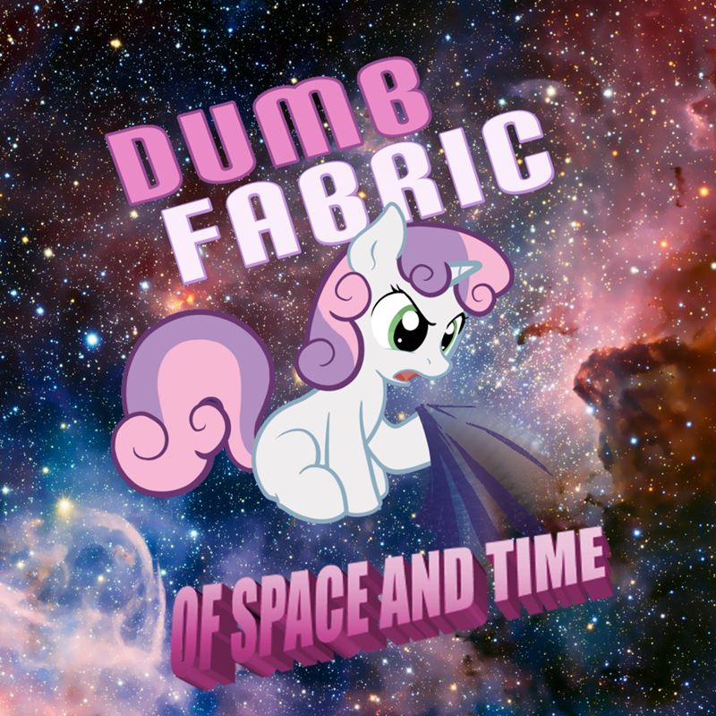 Sweetie Belle,space
