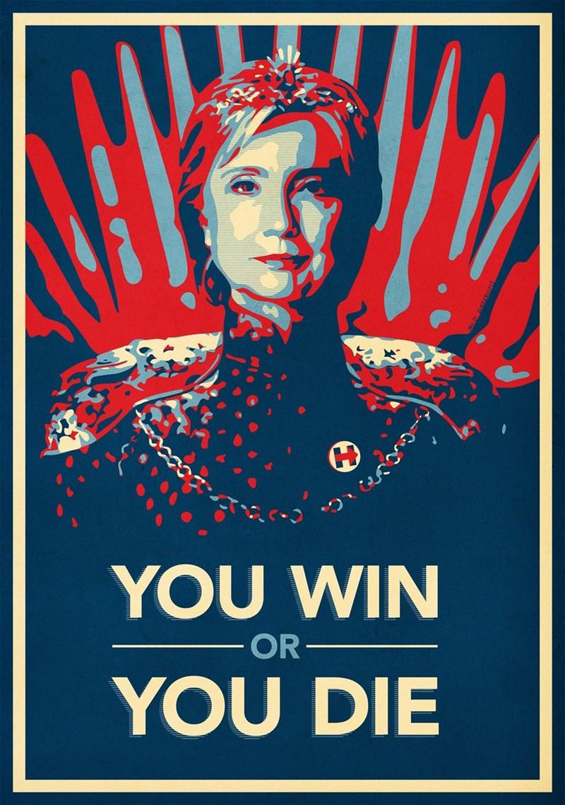 Hillary Clinton Democrat got - 8812481024