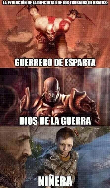 camino de kratos