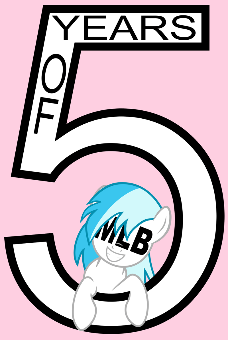 my little brony,anniversary,ponify