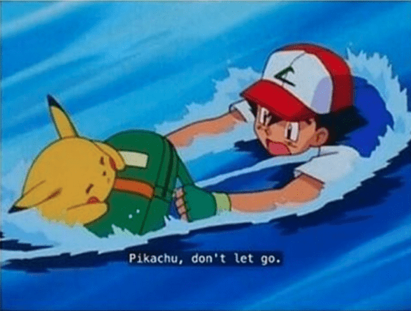 pokemon-logic-pikachu-holding-on-for-dear-life-with-ash