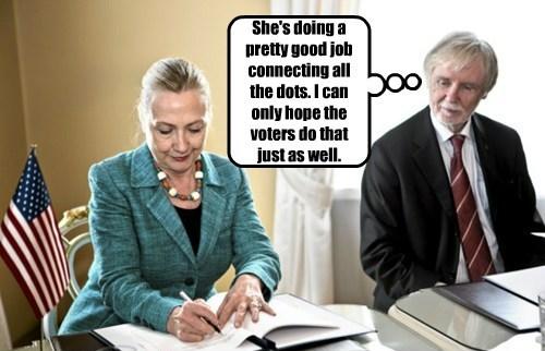 Democrat Hillary Clinton - 8813241344
