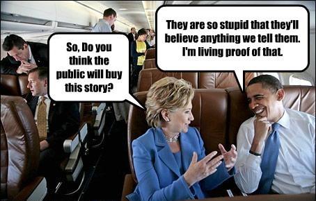barack obama Democrat Hillary Clinton potus - 8813243392
