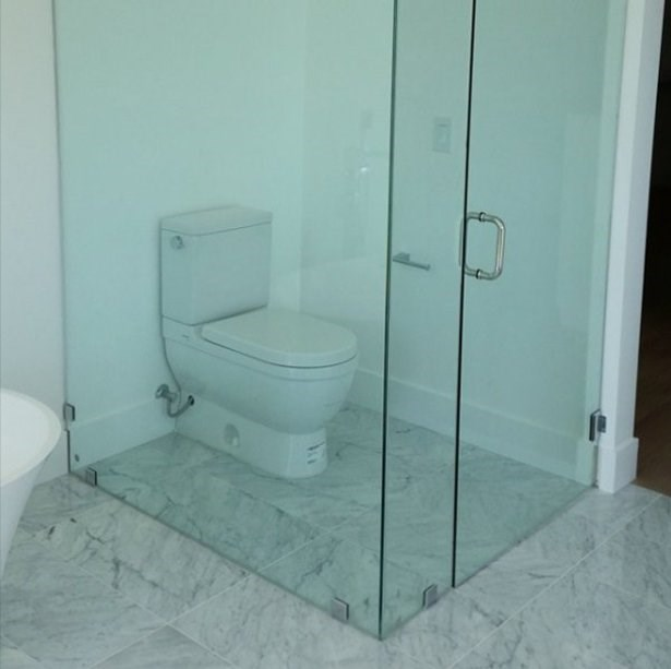 remodel FAIL construction shower toilet