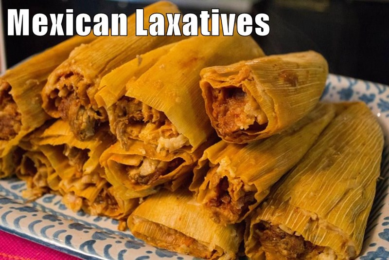 Mexican Laxatives