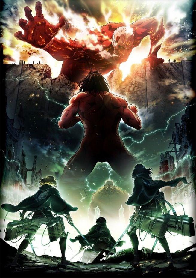 anime-news-attack-on-titan-season-2-announced