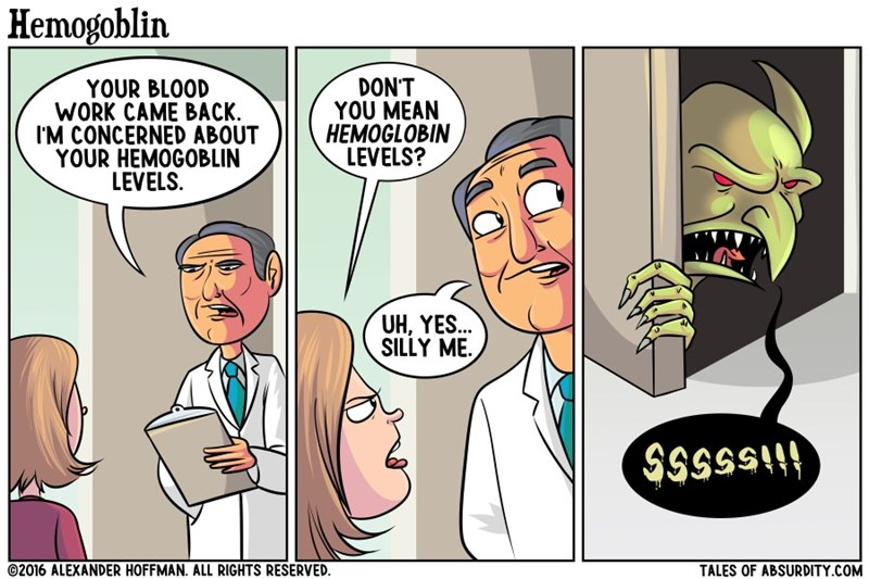 Blood doctors funny web comics - 8816069632