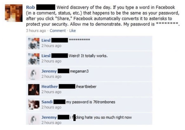 passwords,trolling,failbook,facebook
