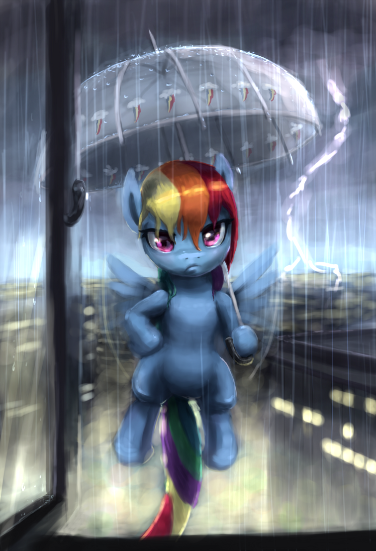 rainbow dash dude let me in i'm a fairy - 8816145664