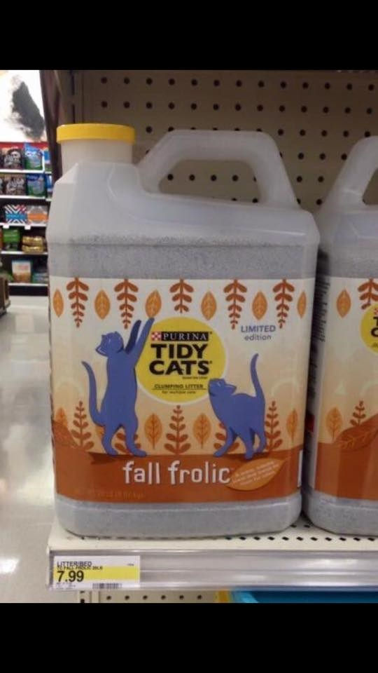 FAIL Cats litter - 8817443840