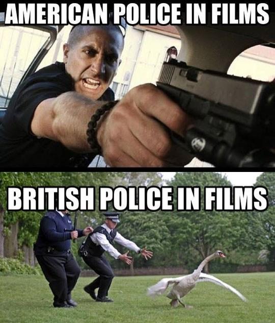 england movies meme america police - 8817493504