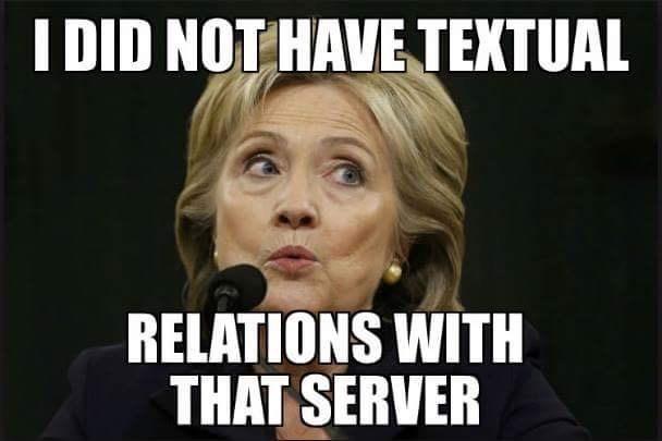 FBI Hillary Clinton Democrat - 8817918464