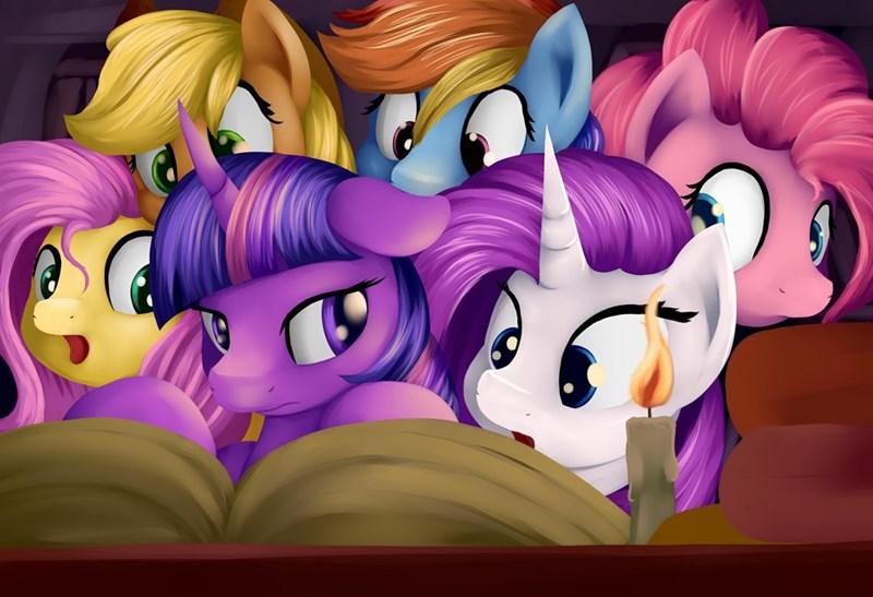 applejack,twilight sparkle,pinkie pie,rarity,fluttershy,rainbow dash