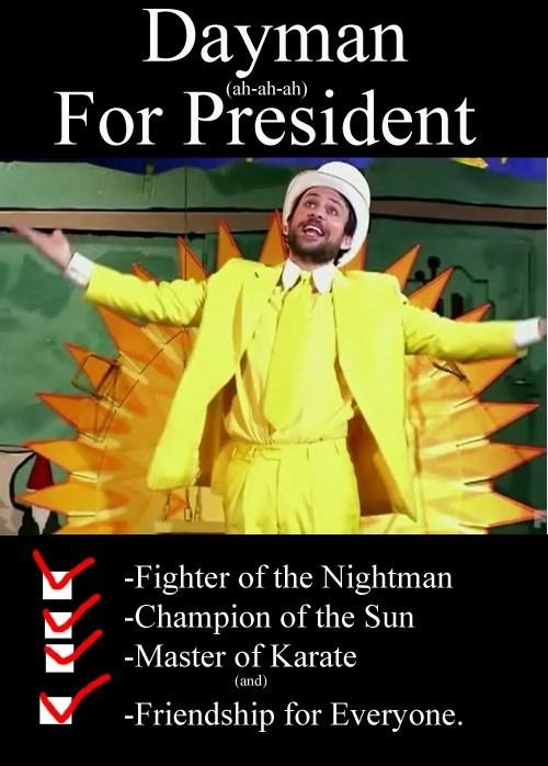 presidential race dayman always sunny in philadelphia image - 8818571008