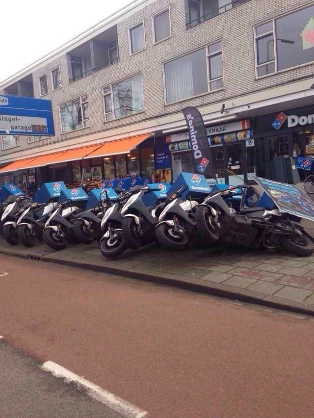 FAIL,dominos,scooters