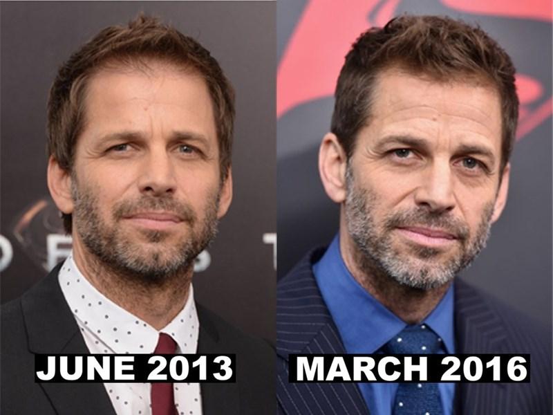 Zack Snyder,DC,superheroes,funny