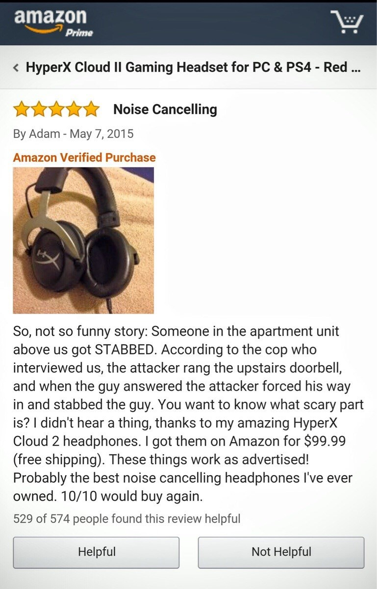 reviews wtf headphones I'm Sold