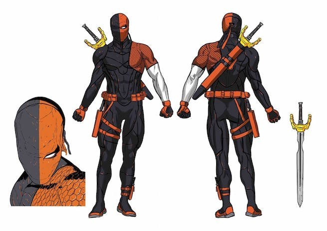 deathstroke comics superheroes - 8818760960