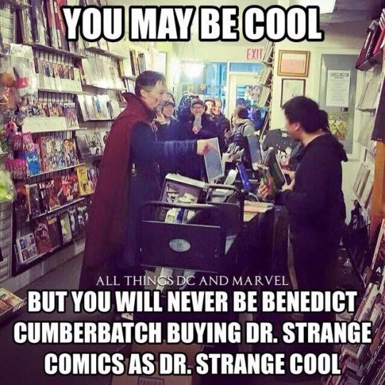 benedict cumberbatch,marvel,comics,superheroes,doctor strange,funny