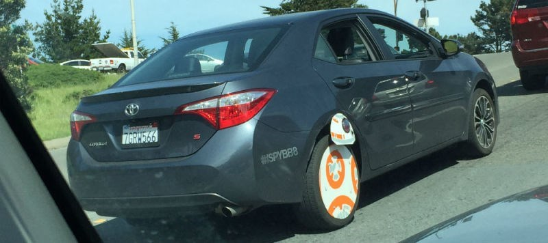 star wars,clever,bb-8,tire,win