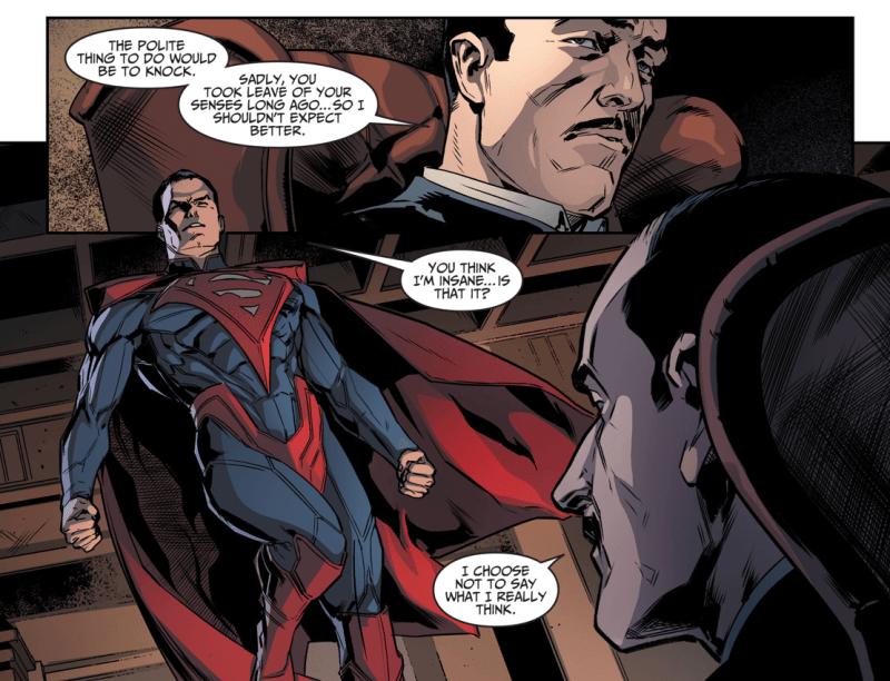 DC comics superheroes batman funny - 8819106816