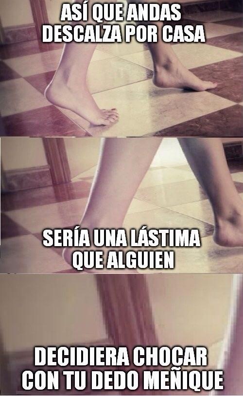 descalza