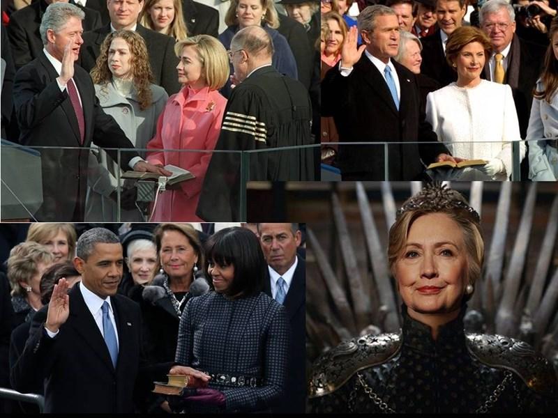 Hillary Clinton Democrat - 8819308544