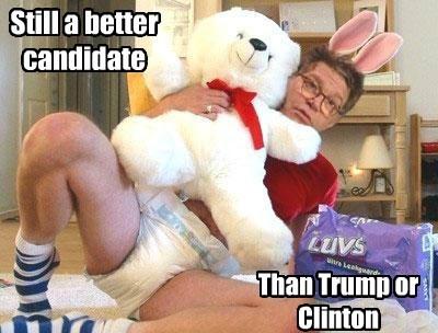 donald trump Al Franken Hillary Clinton Democrat republican - 8819334912