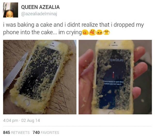 baking FAIL twitter - 8819442432