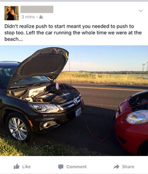 cars,failbook,facebook
