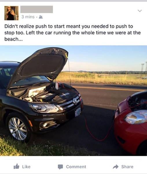 cars failbook facebook - 8819459072