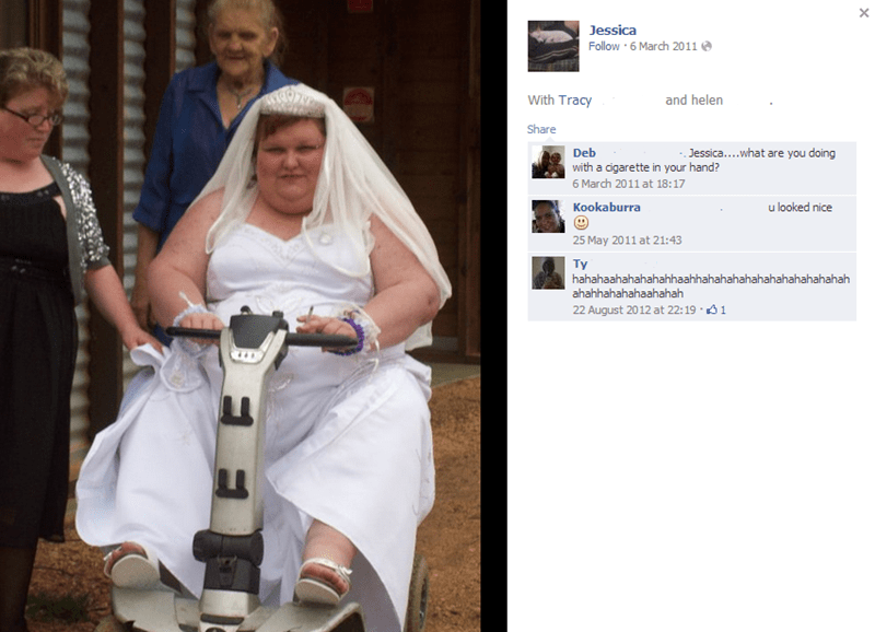 failbook,facebook,wedding