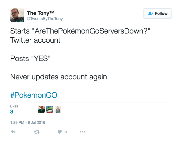 twitter-account-update-pokemon-go-server-fails