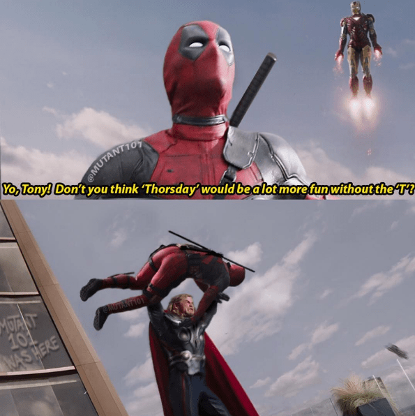 funny-superheroes-moment-deadpool-thor-iron-man