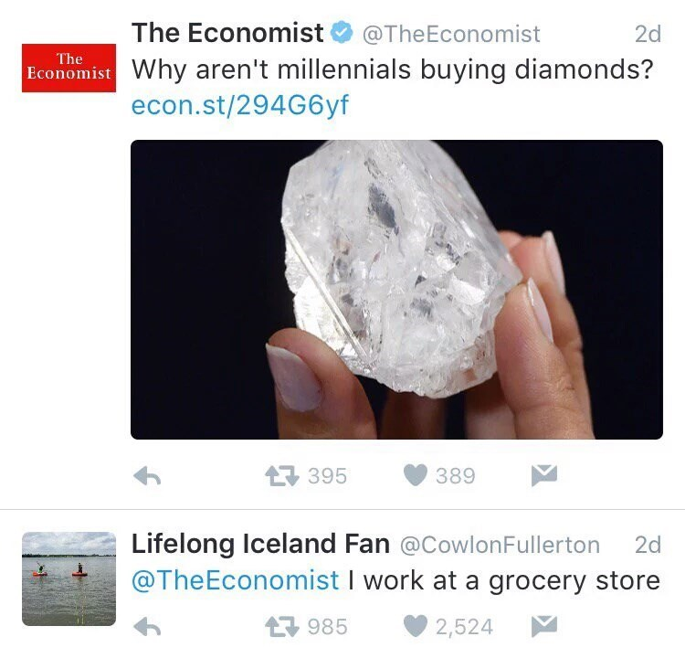 twitter,diamonds