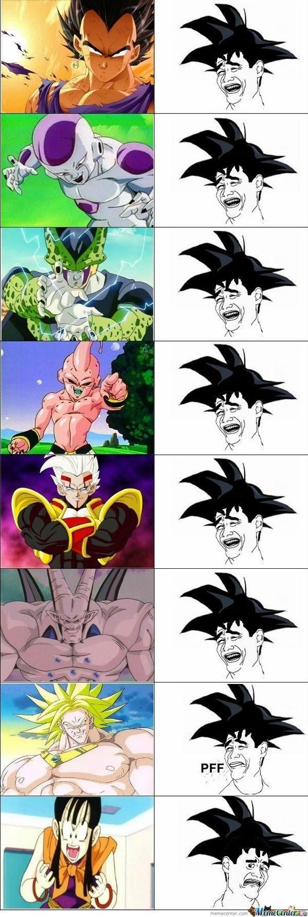 Best DBZ Villain
