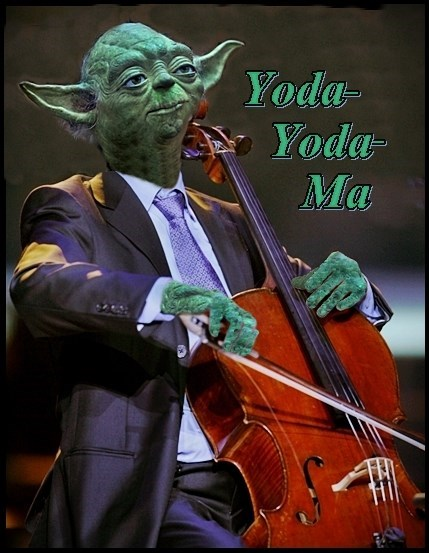Star Wars meets Musical Genius-
