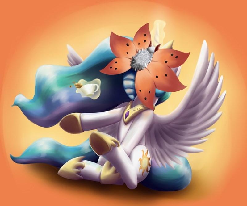 volcarona princess celestia moth - 8820055296