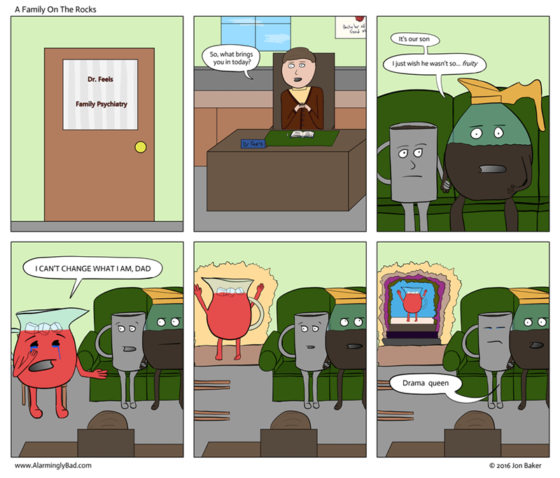 web-comics-drinks-kool-aid-breaks-wall-family-therapy